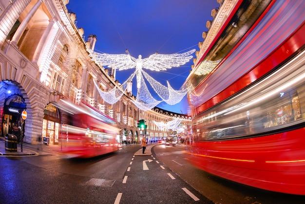 An der oxford street, london, weihnachtstag kaufen