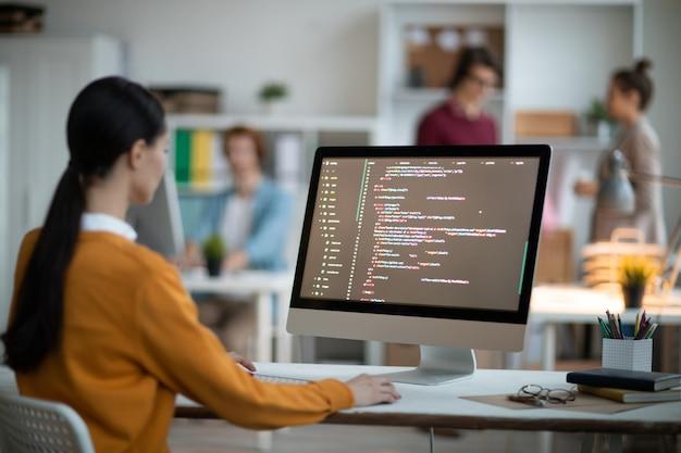 Analyst der codierung