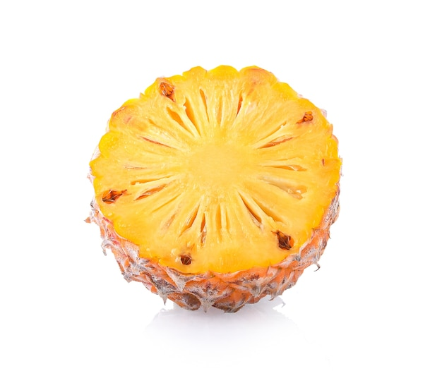 Ananas isoliert