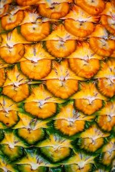Ananas textur