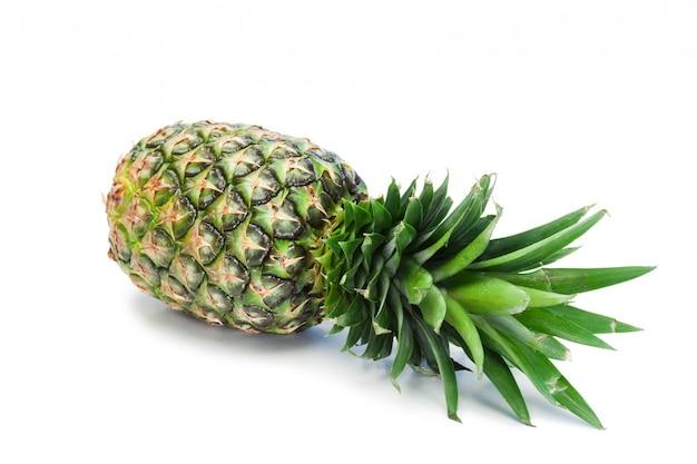 Ananas verteilt