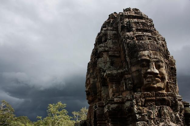 Anckor paläste, siem reap, camboda. schönes paradies.