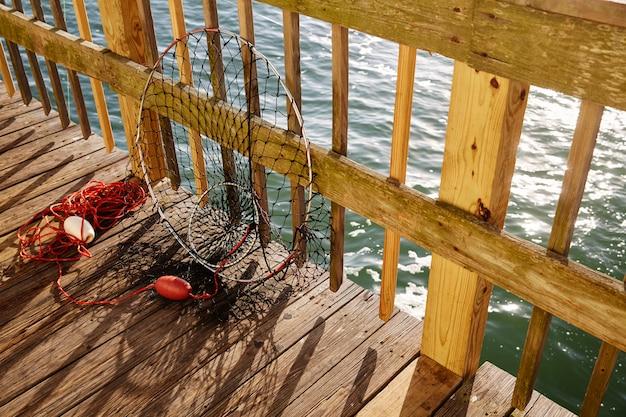 Angelausrüstung daytona beach florida am pier