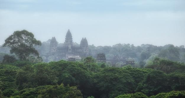 Angkor wat luftbild