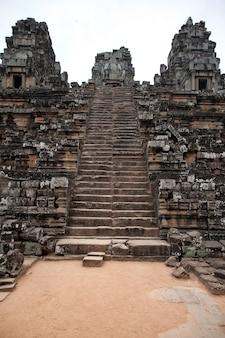 Angkor wat siem reap kambodscha
