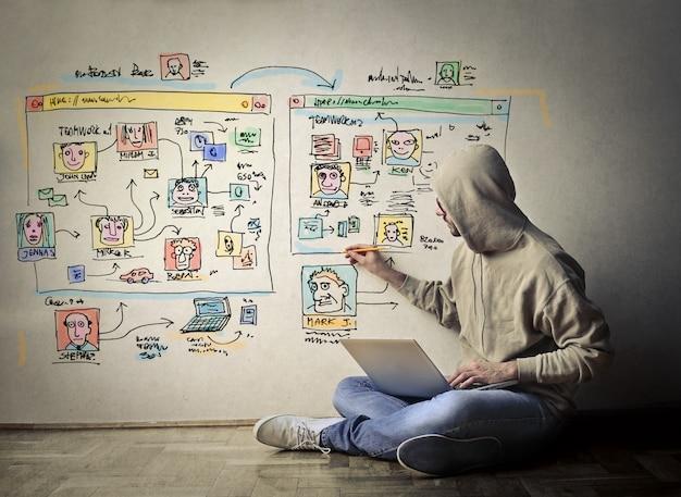 Ansatz für soziale netzwerke