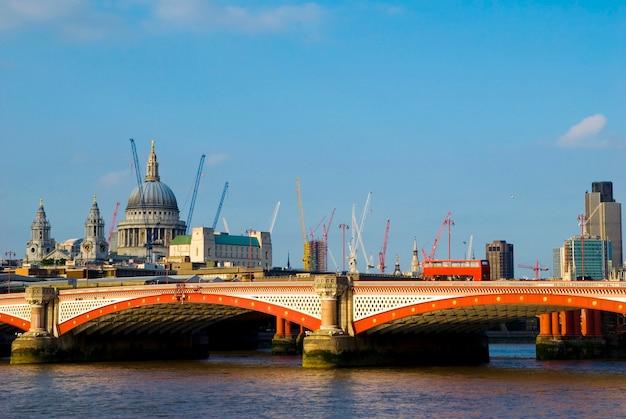 Ansicht von london, vereinigtes königreich