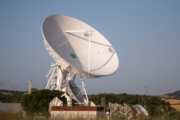 Antenne mit großer reichweite