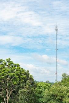 Antennen-signalpol
