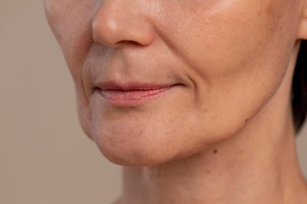 Anti-aging-schönheitsbehandlung
