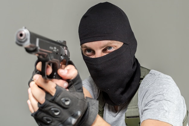 Anti-terrorist