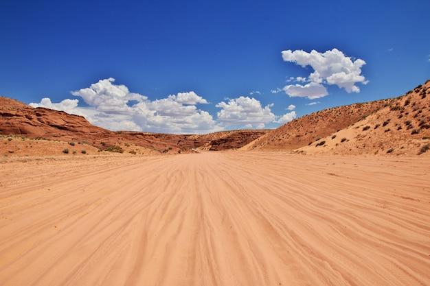 Antilopen-schlucht in arizona, usa