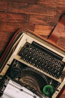 Antiquitäten, altes vintage-ding