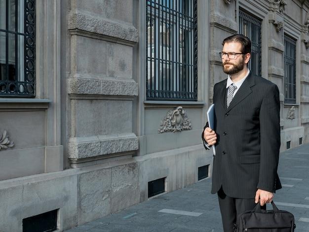 Anwalt vor gericht