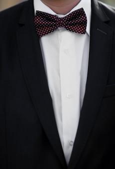 Anzug des mannes