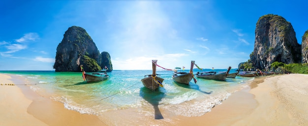 Ao phra nang strand, krabi, thailand