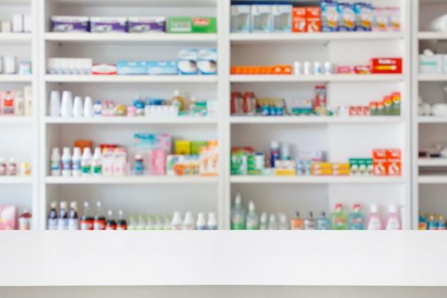 Apotheke drogerie hintergrund