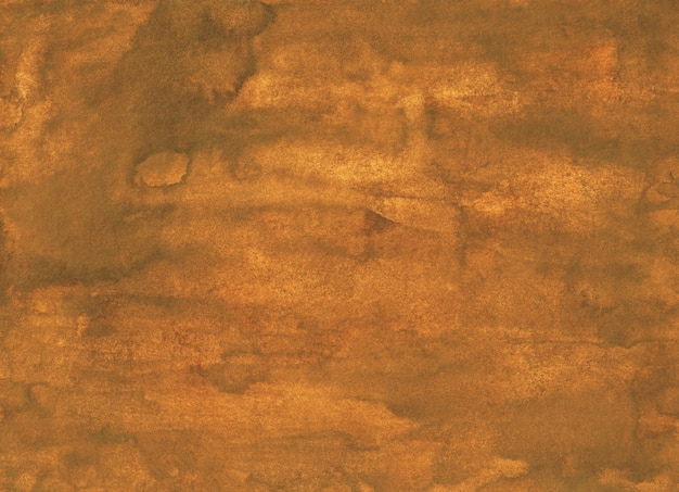 Aquarell alter goldfarbhintergrund