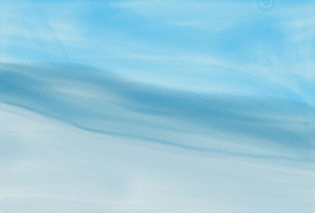 Aquarell handgemalte hintergrundtextur. aquarell abstrakte smaragdgrüne kulisse. horizontale vorlage Premium Fotos