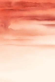 Aquarell herbst ombre hintergrundpapier textur für hochzeitseinladungen, karten, banner, thanksgiving