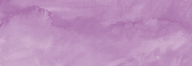 Aquarell lila lila pastellfarben malen fleck handgezeichnet mit abstraktem hintergrund der papierstruktur