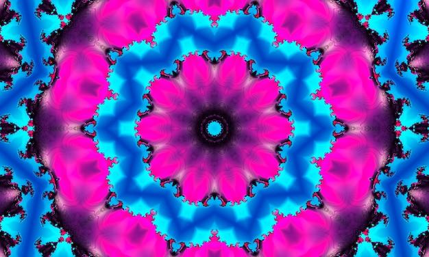Aquarell neon cyan tiefblau schwarze tinte quadratisches muster in natürlicher fotoqualität