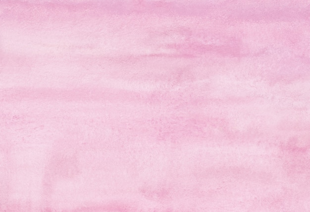 Aquarellpastellweiche rosa hintergrundmalerei