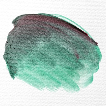 Aquarellpinsel-strichkonzept