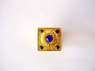 Arabisch parfums, metallic