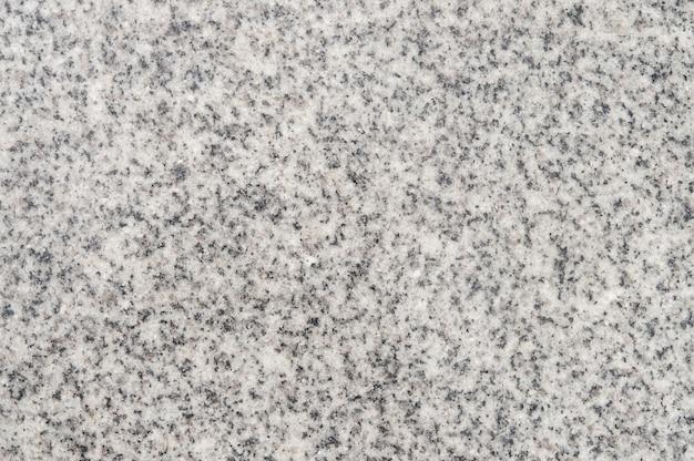 Arbeitsfläche der grauen granitbeschaffenheit. der blick von oben.