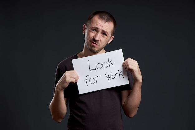 Arbeitslosigkeit und krise