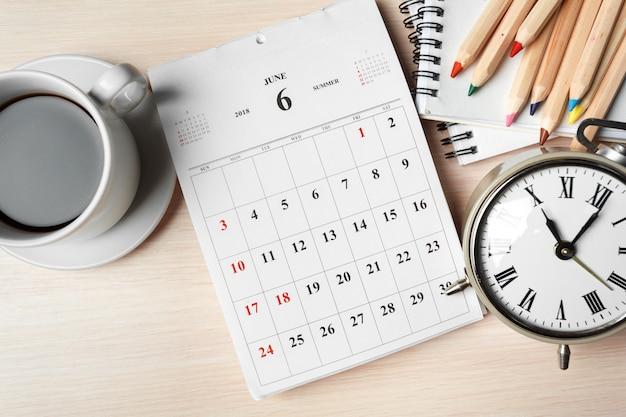 Arbeitsraum. kalender