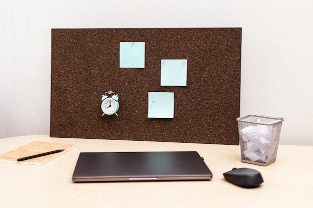 Arbeitsraum- und zeitmanagement