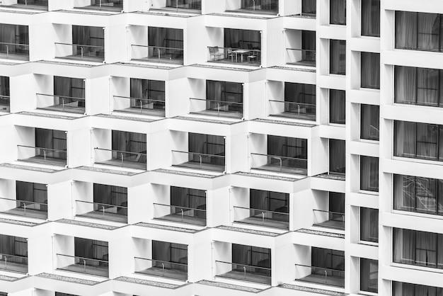 Architektur abstrakt fenster nahaufnahme stadt