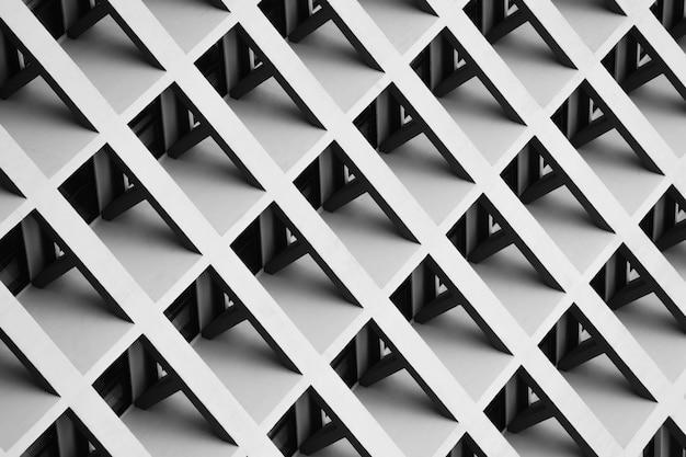 Architektur des fensterbaus modren art