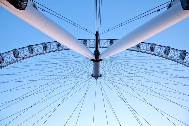 Architektur des london eye
