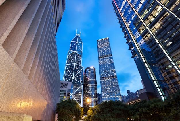 Architektur in hongkong