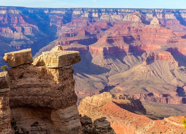 Arizona grand canyon nationalpark mutter punkt us