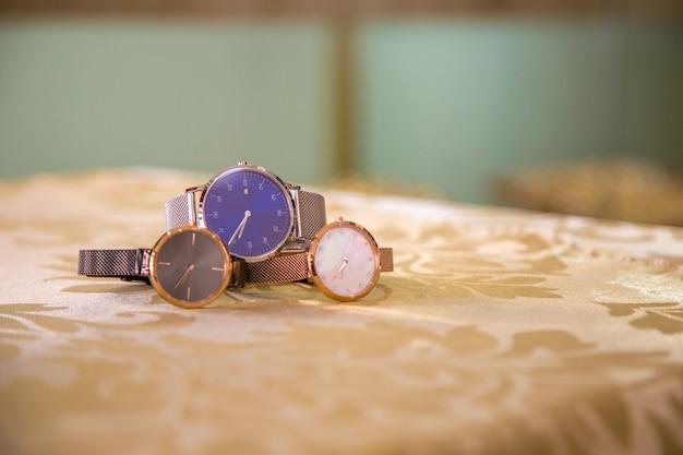 Armbanduhr tischuhr