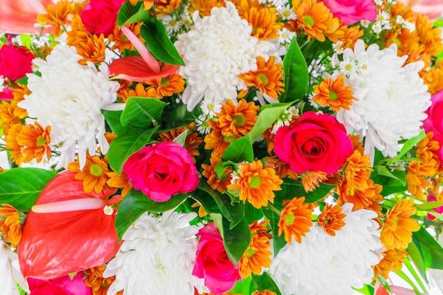 Aroma präsentieren rote lilien tapete