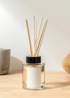 Aromaöl-diffusor-flasche, spa-produkt
