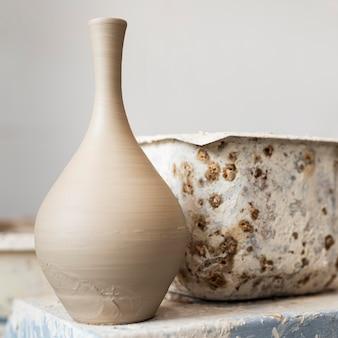 Arrangement mit vase