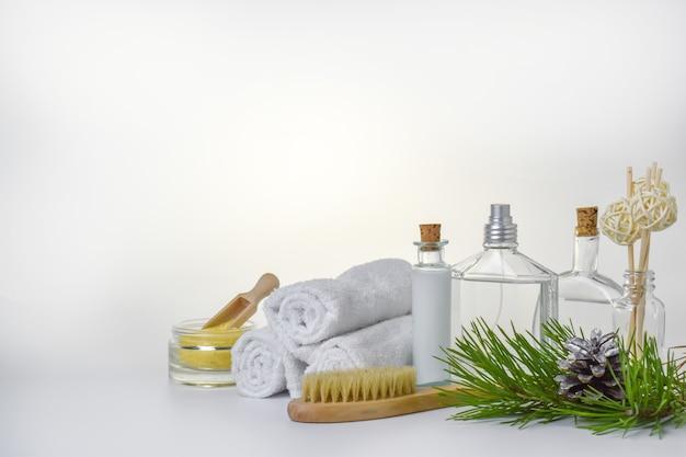Artikel für spa-behandlungen und massagen