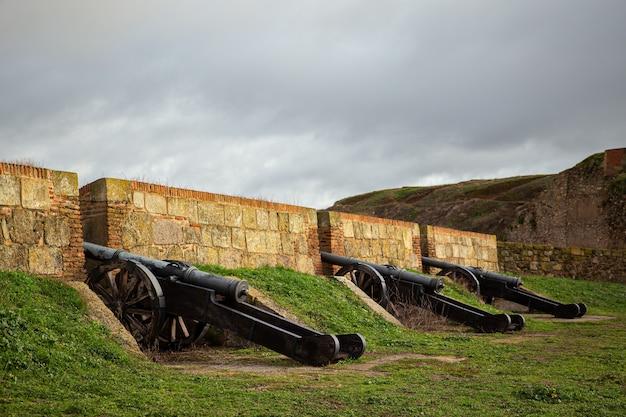 Artillerie in ciudad rodrigo