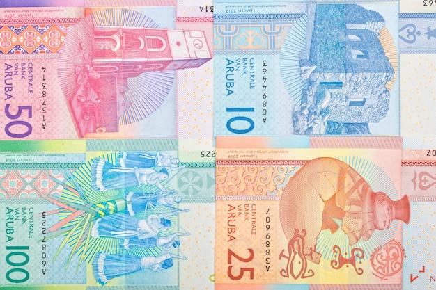 Aruban florin banknoten