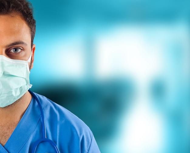 Arzt hautnah