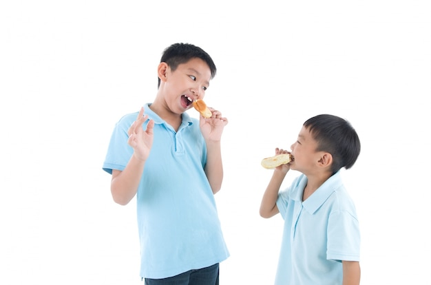Asiatische kinder