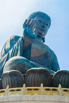 Asiatischen tempel hong religion groß