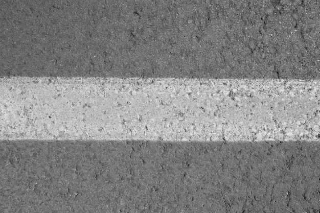 Asphalt linie textur