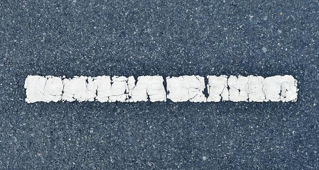 Asphaltstraße textur